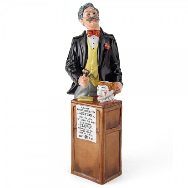 Auctioneer HN2988 - Royal Doulton Figurine