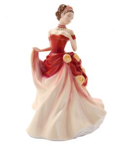 Autumn Ball HN5465 - Royal Doulton Figurine - Seasons Series