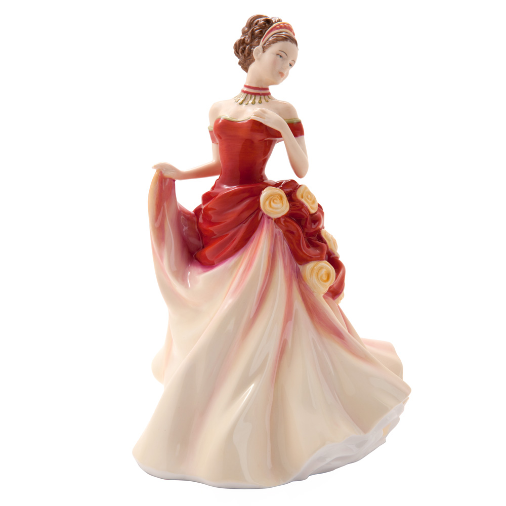 Autumn Ball HN5465 - Royal Doulton Figurine - Seasons Series