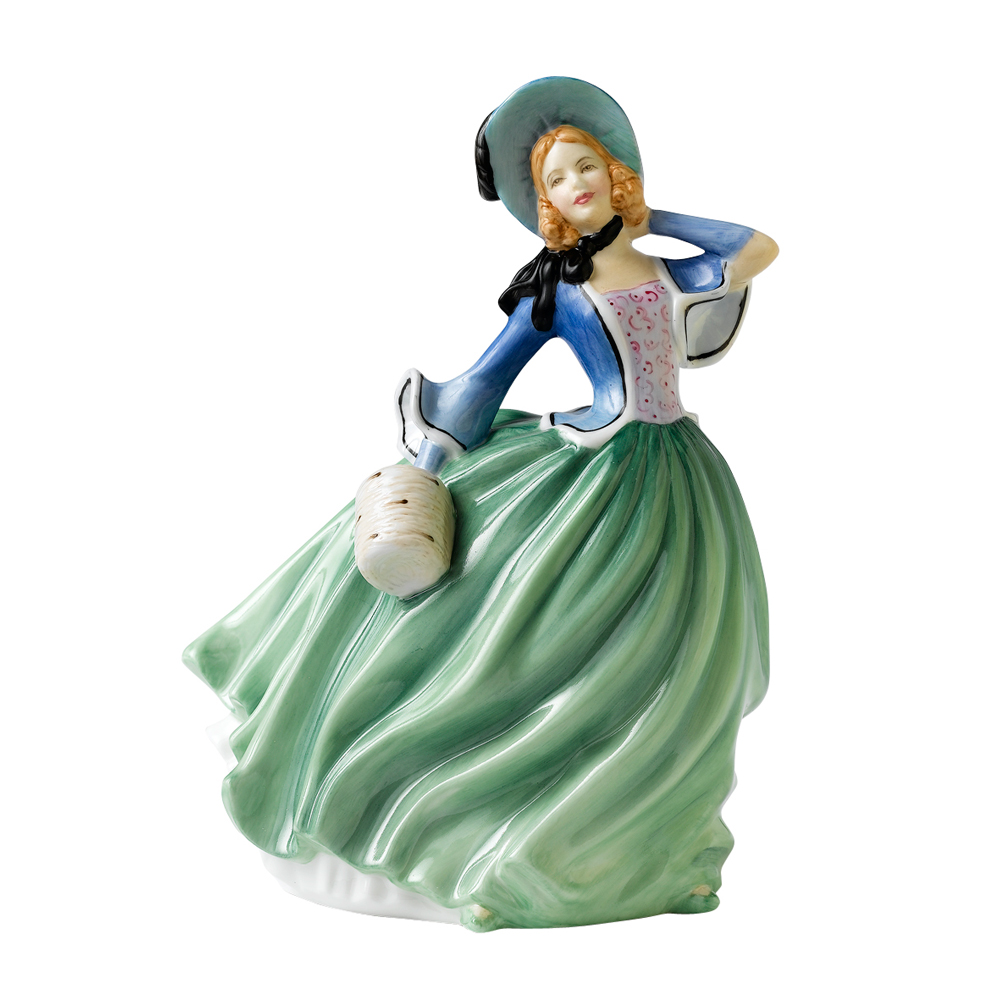 Autumn Breeze HN5272 - Petite - Royal Doulton Figurine