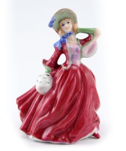 Autumn Breeze M241 - Royal Doulton Figurine