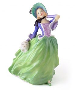 Autumn Breezes HN1913 - Royal Doulton Figurine