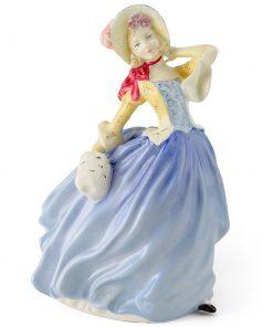 Autumn Breezes HN3736 - Royal Doulton Figurine