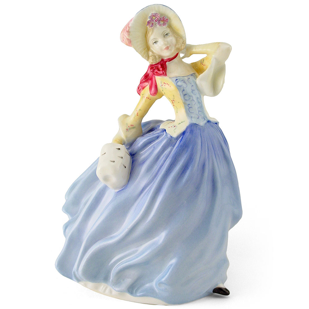 Autumn Breezes HN3736 - Royal Doulton Figurine