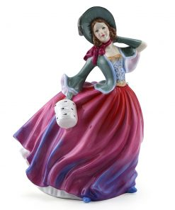 Autumn Breezes HN4716 - Royal Doulton Figurine