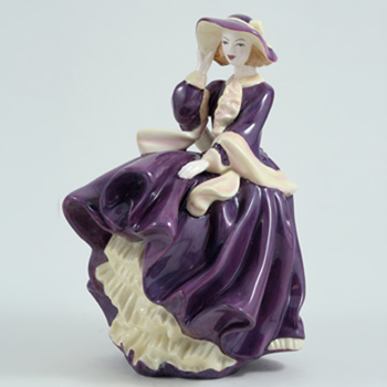 Autumn Days HN4755 Colorway - Royal Doulton Figurine