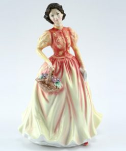 Autumn Flowers HN3918 - Royal Doulton Figurine
