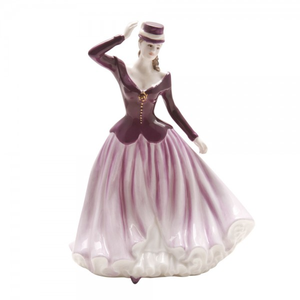 Autumn Stroll HN4686 - Royal Doulton Figurine