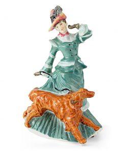 Autumntime HN3621 - Royal Doulton Figurine