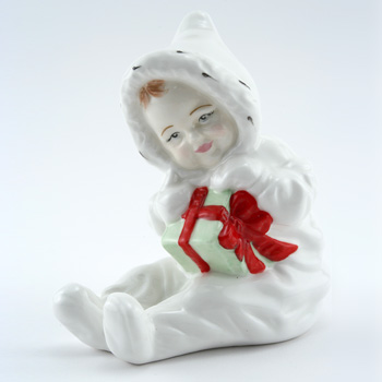 Babys First Christmas HN4427 - Royal Doulton Figurine