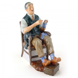 The Bachelor HN2319 - Royal Doulton Figurine