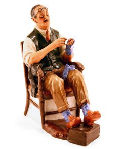 Bachelor HN2319 (Factory Sample) - Royal Doulton Figurine