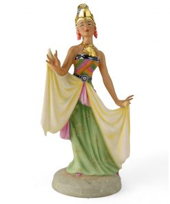 Balinese Dancer HN2808 - Royal Doulton Figurine