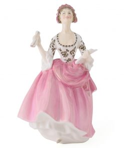 Ballad Seller HN2266 - Royal Doulton Figurine