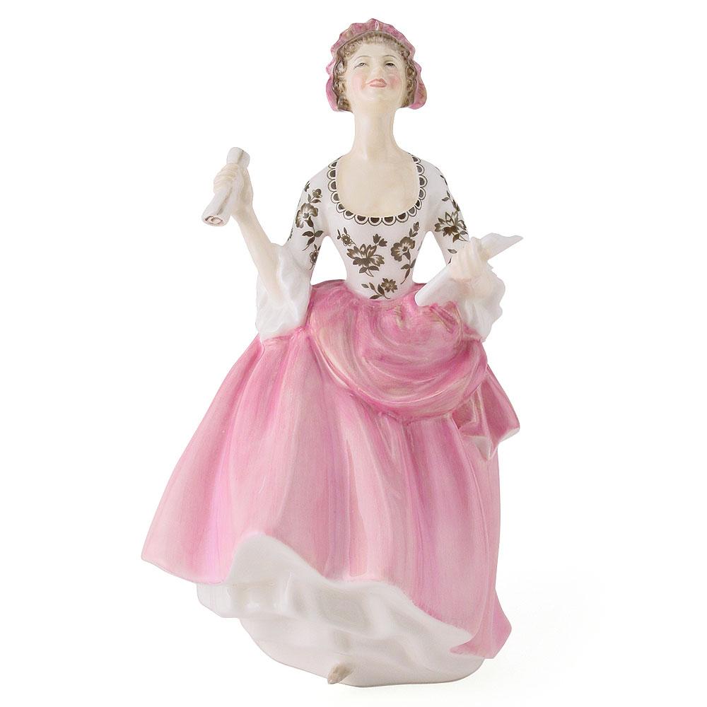 Ballad Seller HN2266 - Royal Doulton Figurine