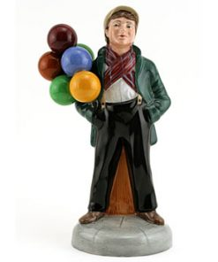 Balloon Boy HN2934 - Royal Doulton Figurine