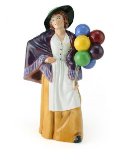 Balloon Lady HN2935 - Royal Doulton Figurine