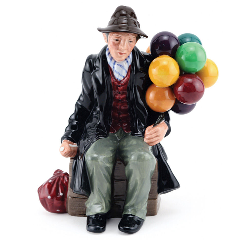 Balloon Man HN1954 - Royal Doulton Figurine