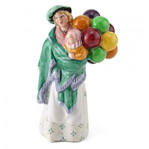 Balloon Seller HN2130 - Mini - Royal Doulton Figurine
