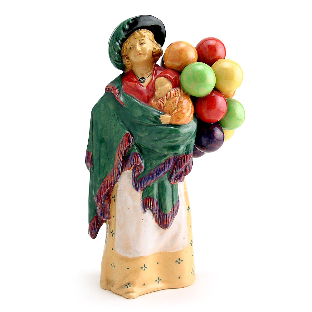 Balloon Seller HN583 - Royal Doulton Figurine