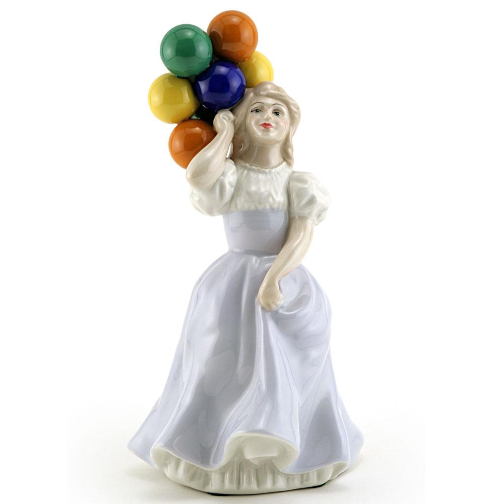 Balloons HN3187 - Royal Doulton Figurine