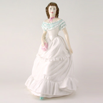 Barbara HN4116 - Royal Doulton Figurine