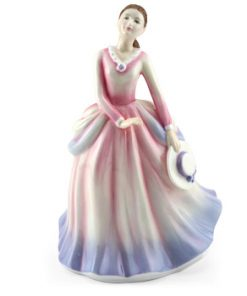 Barbara HN4862 - Royal Doulton Figurine