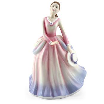 Barbara HN4862 - Royal Doulton Figurine