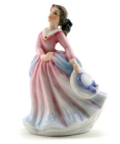 Barbara M219 - Royal Doulton Figurine