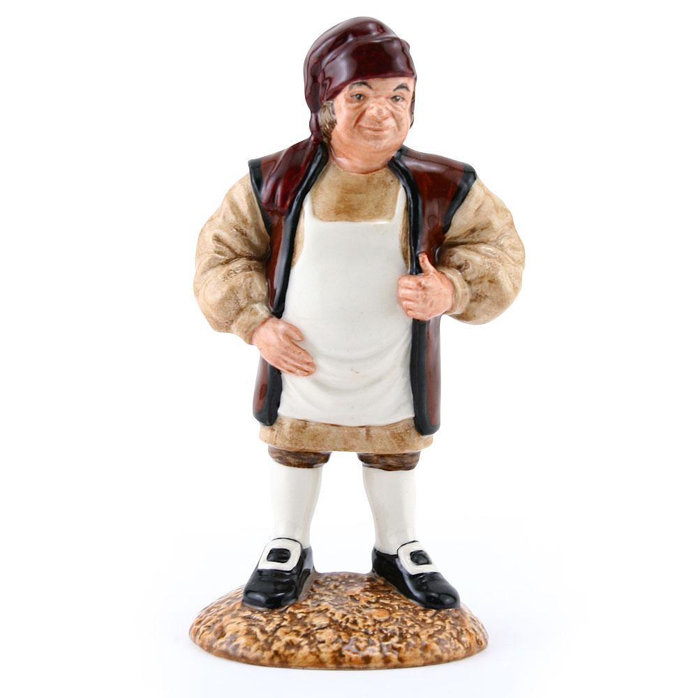 Barliman Butterbur HN2923 FS - Royal Doulton Figurine