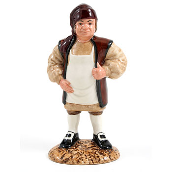 Barliman Butterbur HN2923 - Royal Doulton Figurine
