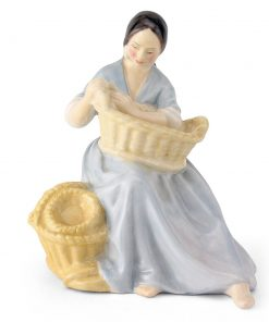 Basket Weaver HN2245 - Royal Doulton Figurine