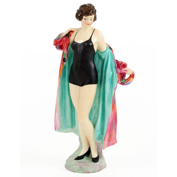 Bather HN1708 - Royal Doulton Figurine