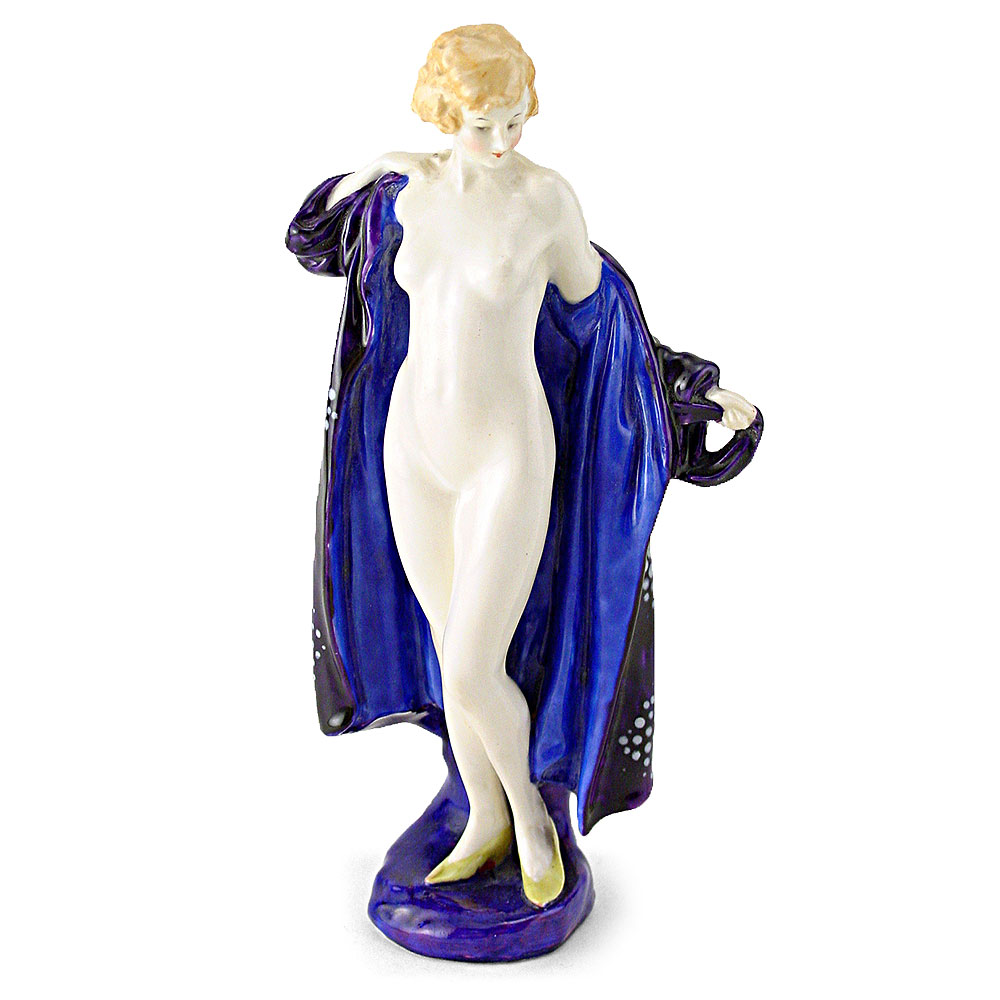Bather HN687 - Royal Doulton Figurine