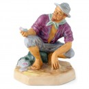 Beachcomber HN2487 - Royal Doulton Figurine