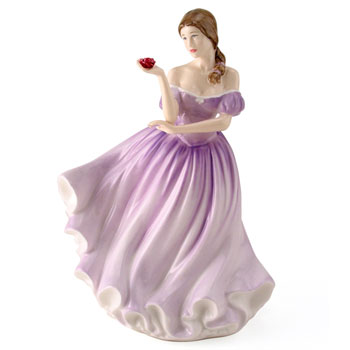 Beautiful Blossom HN4533 - Royal Doulton Figurine