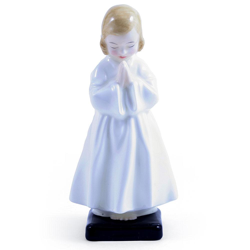 Bedtime HN1978 - Royal Doulton Figurine