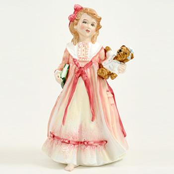 Bedtime HN3418 - Royal Doulton Figurine