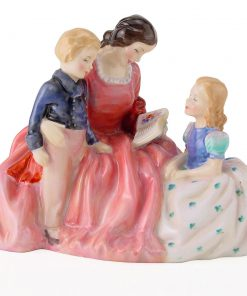 Bedtime Story HN2059 - Royal Doulton Figurine
