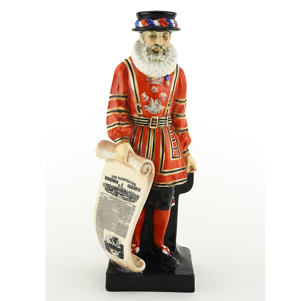 Beefeater Figure - Royal Doulton Figurine