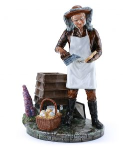 Beekeeper HN5197 (Factory Sample) - Royal Doulton Figurine