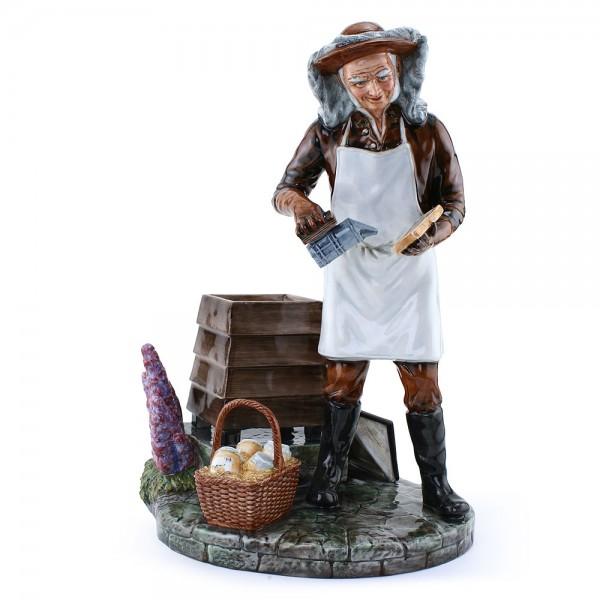 Beekeeper HN5197 (Factory Sample) - Royal Doulton Figurine