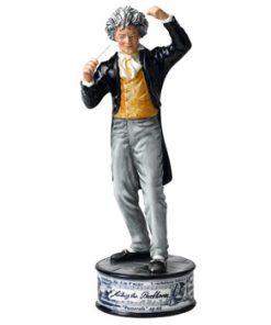 Ludwig van Beethoven HN5195 - Royal Doulton Figurine