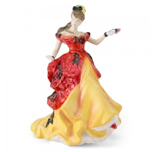 Belle HN3703 - Royal Doulton Figurine