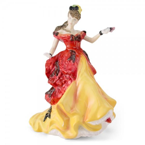 Belle HN3703 - Royal Doulton Figurine