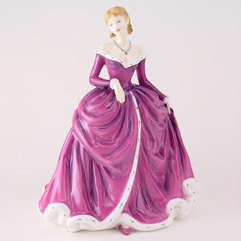 Belle HN4235 - Royal Doulton Figurine