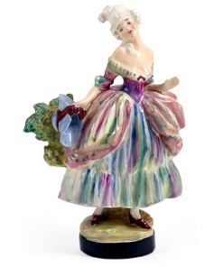 Belle HN754 - Royal Doulton Figurine