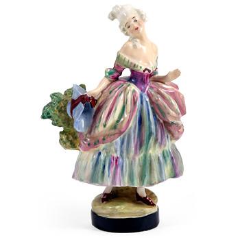 Belle HN754 - Royal Doulton Figurine