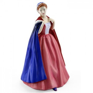 Bess HN4863 - Royal Doulton Figurine