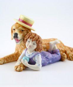 Best Friends CH12 - Royal Doulton Figurine
